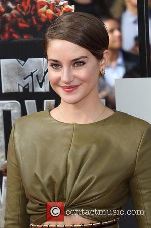 Shailene Woodley - 23rd Annual MTV Movie Awards