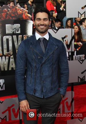 Tyler Hoechlin - 23rd Annual MTV Movie Awards at the Nokia Theatre - Arrivals - Los Angeles, California, United States...