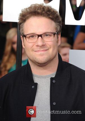 Seth Rogen Feared Upsetting Baby's Dad On Movie Set