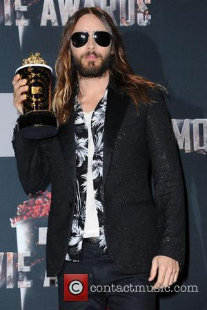 Dented, Dinked And Filthy - Jared Leto's Oscar Gets Handed Round At Parties