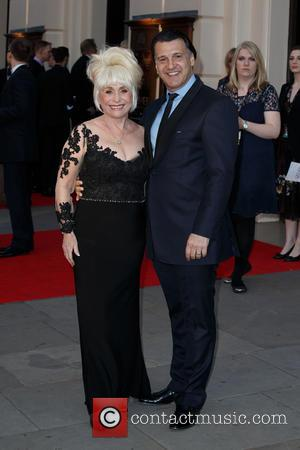 Barbara Windsor - The Olivier Awards 2014 with MasterCard held at the Royal Opera House - Arrivals - London, United...