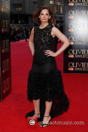 Ruth Wilson - The Olivier Awards 2014 with MasterCard held at the Royal Opera House - Arrivals - London, United...