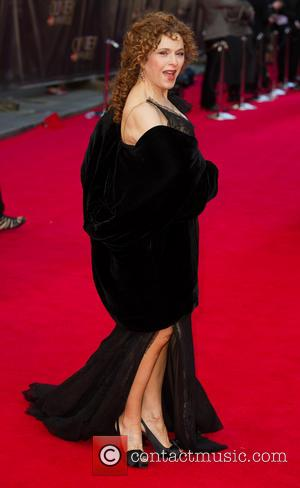 Bernadette Peters - The Laurence Olivier Awards 2014 held at the Royal Opera House - Arrivals - London, United Kingdom...