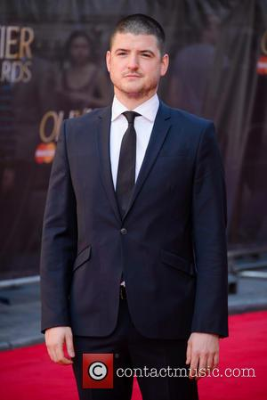James Alexandrou - Olivier Awards 2014 held at the Royal Opera House - Arrivals - London, United Kingdom - Sunday...