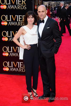 Mark Strong - Olivier Awards 2014 held at the Royal Opera House - Arrivals - London, United Kingdom - Sunday...