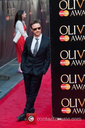 James McAvoy - Olivier Awards 2014 held at the Royal Opera House - Arrivals - London, United Kingdom - Sunday...