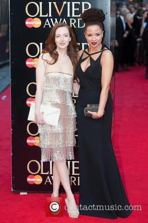Olivia Grant and Natalie Gumede