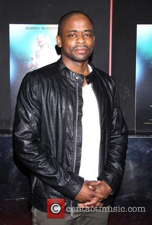Dule Hill - Opening night of Lady Day at Emerson's Bar and Grill at the Circle in the Square Theatre...