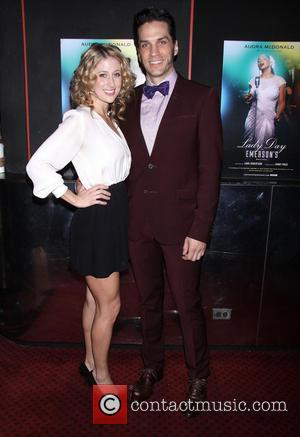 Caissie Levy and Will Swenson