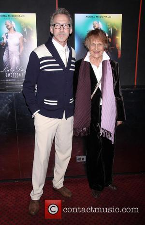 Stephen Spinella and Estelle Parsons