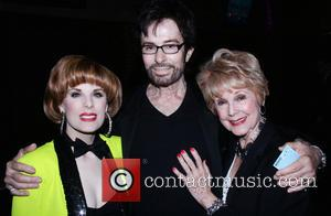 Kat Kramer, George Chakiris and Karen Sharpe