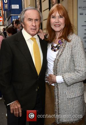 Jackie Stewart and Lady Helen Stewart