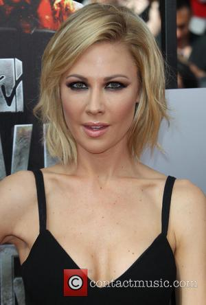 Desi Lydic - The 23rd Annual MTV Movie Awards at Nokia Theatre on April 13, 2014 in Los Angeles, California....