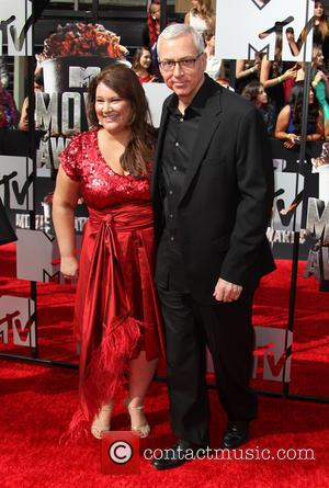 Dr. Drew Pinsky and Susan Pinsky - The 23rd Annual MTV Movie Awards at Nokia Theatre on April 13, 2014...