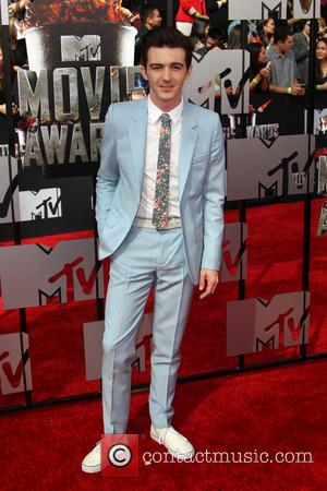Drake Bell - The 23rd Annual MTV Movie Awards at Nokia Theatre on April 13, 2014 in Los Angeles, California....