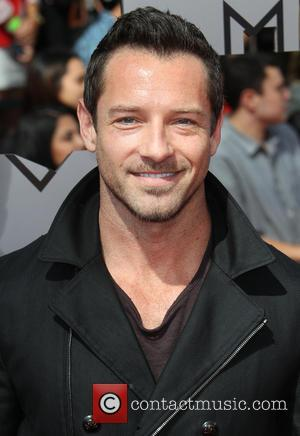 Ian Bohen - The 23rd Annual MTV Movie Awards at Nokia Theatre on April 13, 2014 in Los Angeles, California....