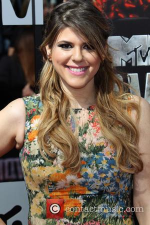 Molly Tarlov - The 23rd Annual MTV Movie Awards at Nokia Theatre on April 13, 2014 in Los Angeles, California....