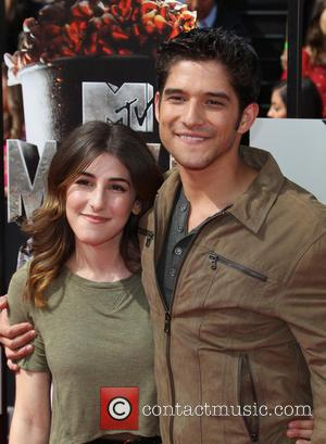 Tyler Posey and Seana Gorlick - The 23rd Annual MTV Movie Awards at Nokia Theatre on April 13, 2014 in...