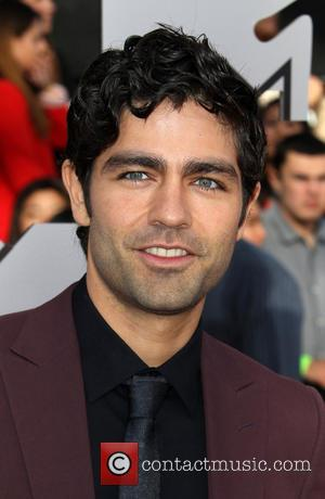 Adrian Grenier - The 23rd Annual MTV Movie Awards at Nokia Theatre on April 13, 2014 in Los Angeles, California....