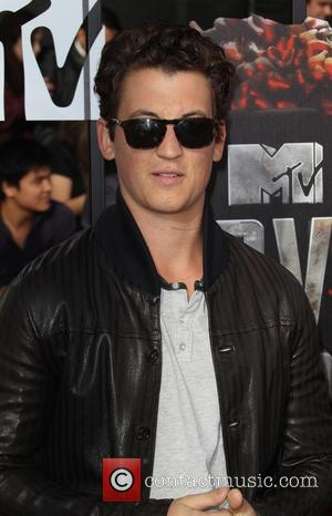 Miles Teller - The 23rd Annual MTV Movie Awards at Nokia Theatre on April 13, 2014 in Los Angeles, California....