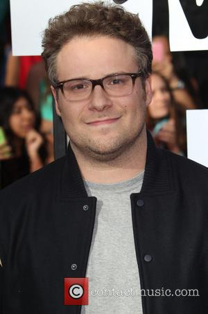 Seth Rogen - The 23rd Annual MTV Movie Awards at Nokia Theatre on April 13, 2014 in Los Angeles, California....