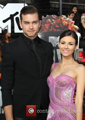 Victoria Justice and Ryan Rottman