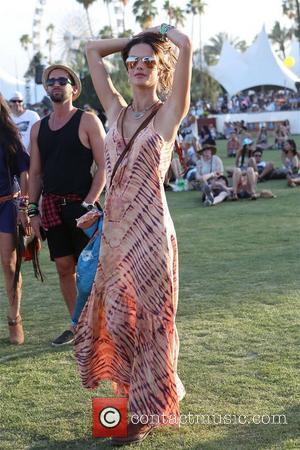 Alessandra Ambrosio Under Fire For Bringing Daughter To Coachella