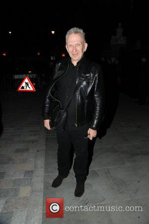 Jean Paul Gaultier - Jean Paul Gaultier party at the Chiltern Firehouse restaurant in Marylebone - London, United Kingdom -...