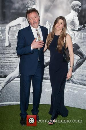 Paul Young and Levi Young - 'An Audience With Mo Farah' held at the Royal Garden Hotel - Arrivals. - London,...