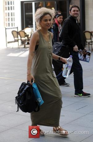 Jess Plummer - Jess Plummer of Neon Jungle pictured at Radio 1 - London, United Kingdom - Tuesday 15th April...