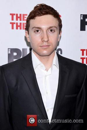Daryl Sabara - Opening night after party for The Library at the Public Theater - Arrivals. - New York, New...