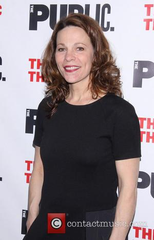 Lili Taylor - Opening night after party for The Library at the Public Theater - Arrivals. - New York, New...
