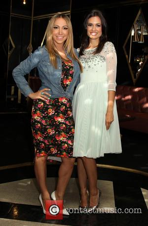 Diana Madison and Torrey DeVitto - The Lowdown with Torrey DeVitto - Los Angeles, California, United States - Tuesday 15th...