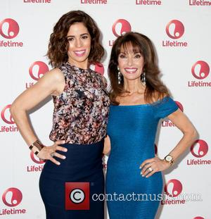 Ana Ortiz and Susan Lucci - Devious Maids Interactive Fan Event - New York, New York, United States - Wednesday...