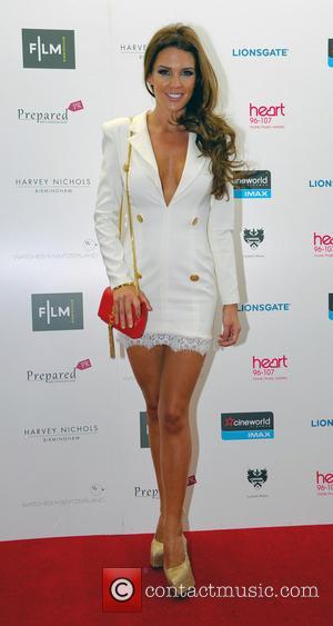 Danielle Lloyd - UK premiere of 'Locke ' at Cineworld - Arrivals - Birmingham, United Kingdom - Wednesday 16th April...