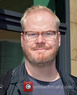 Jim Gaffigan - Celebrities at the Today FM studios for an appearance on the Ray Darcy Show - Dublin, Ireland...