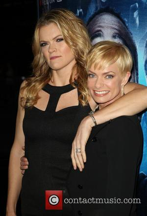 Missi Pyle and Jaime Pressly - Premiere of Open Road Films' 'A Haunted House 2' held at Regal Cinemas L.A....