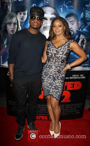 Ne-yo and Tamala Jones