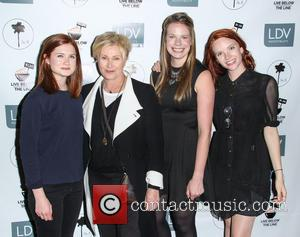 Deborra-lee Furness, Bonnie Wright, Tamzin Merchant and Justine Lucas