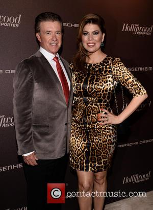 Alan Thicke - The Hollywood Reporter 35 Most Powerful People In Media Celebration at The Four Seasons Restaurant - Arrivals...