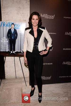 Countess LuAnn de Lesseps - The Hollywood Reporter 35 Most Powerful People In Media Celebration at The Four Seasons Restaurant...