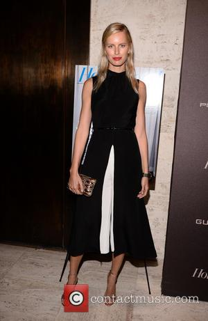 karolina kurkova - The Hollywood Reporter 35 Most Powerful People In Media Celebration at The Four Seasons Restaurant - Arrivals...