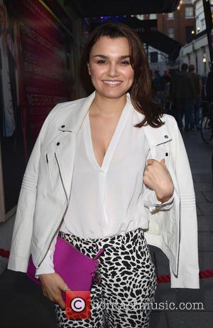 Samantha Barks - Cool Rider Press Night at the Duchess Theatre, London - London, United Kingdom - Wednesday 16th April...
