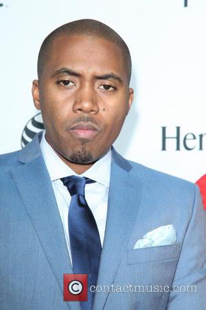 Nas - 2014 Tribeca Film Festival - 'Time Is Illmatic' - opening night premiere at The Beacon Theatre - New...