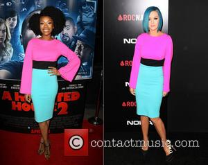 Who, Brandy Norwood and Katy Perry