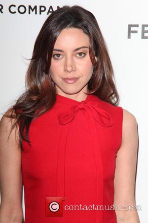 Aubrey Plaza - Tribeca Film Festival Presents World Premiere of About Alex at BMCC - New York City, New York,...