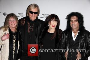 Neal Smith, Rose Smith, Sheryl Goddard and Alice Cooper