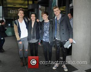 The Vamps, James Mcvey, Bradley Simpson, Connor Ball and Tristan Evans