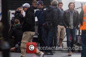 Ewan Mcgregorer - Ewan McGregor films scenes for upcoming movie 'Our Kind Of Traitor' in Central London. For this particular...