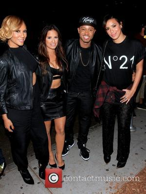 Rocsi Diaz, Julissa Bermudez, Terrence J and Terrence Jenkins